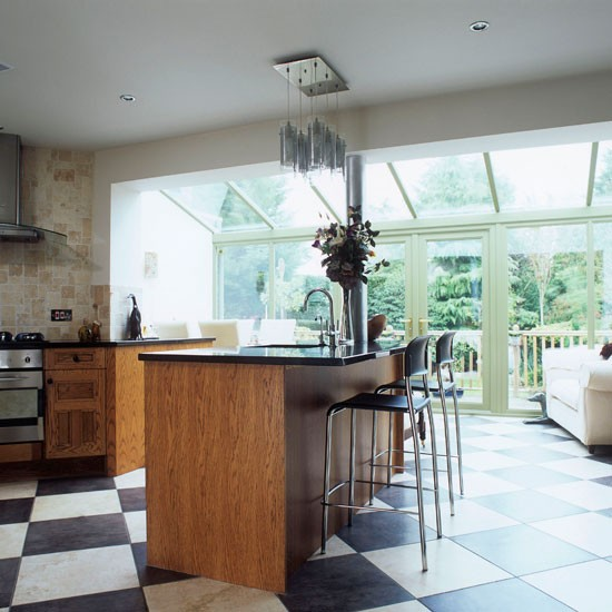 Kitchen extension 10 ways to use a conservatory for Kitchen ideas extension