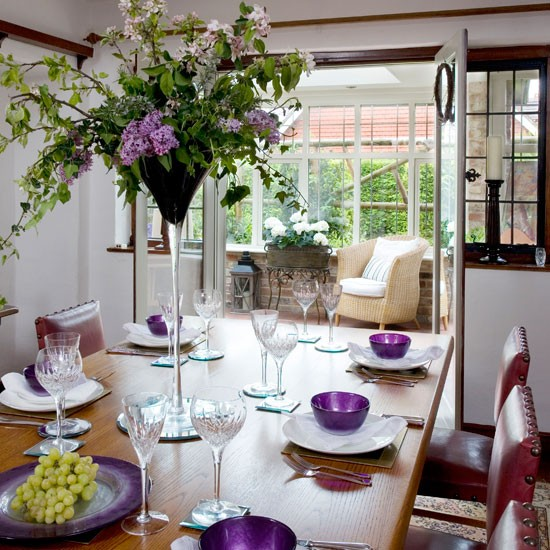 10 ways to use a conservatory for Conservatory dining room design ideas