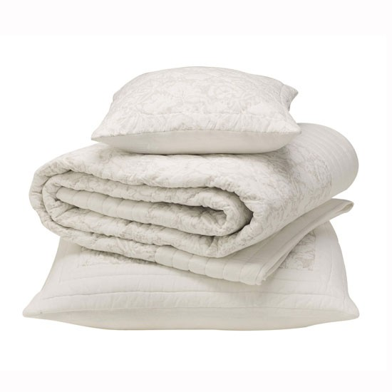 Cushion covers from The White Company | Bedroom idea | Floral country buys | Country Homes & Interiors | Shopping