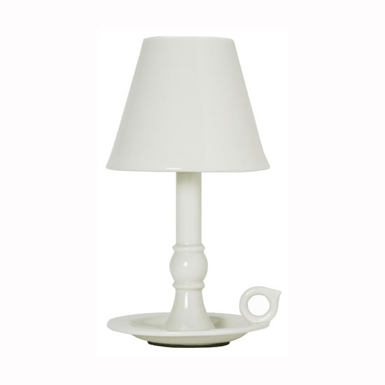 Lamp from Laura Ashley | Bedroom idea | Floral country buys | Country Homes & Interiors | Shopping