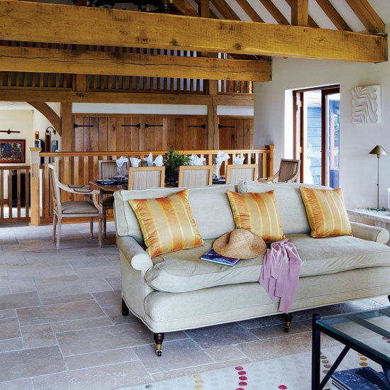 Room Hertfordshire Barn Conversion Country Homes Interiors House