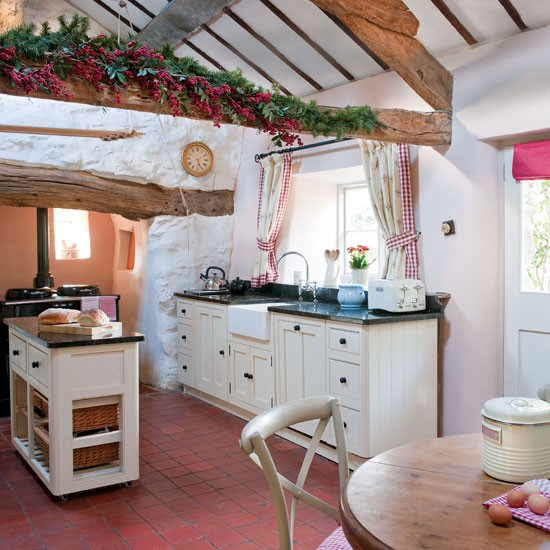 Country Kitchen Step Inside This Historic Welsh