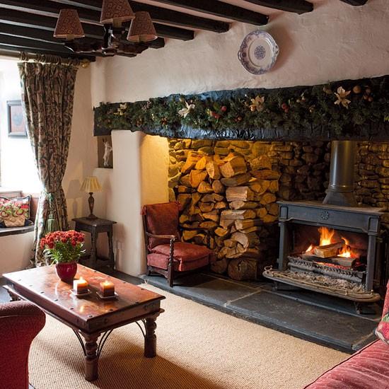 Living room | Step inside this historic Welsh farmhouse | housetohome ...