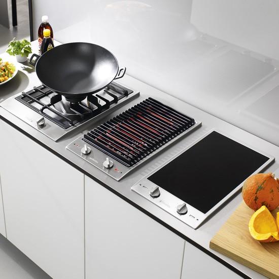 Full Hob Kitchen ~ Cs i hob from miele domino hobs of the best