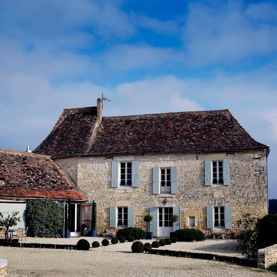 Exterior | French manor house | Country Homes & Interiors house tour | PHOTO GALLERY | housetohome