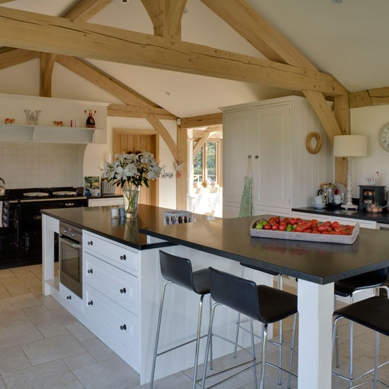 Kitchen Be Inspired By This Rustic New Build House Tour