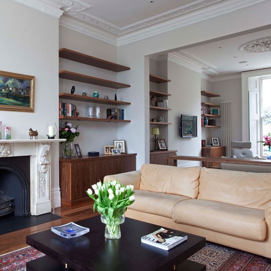 Open Plan Living Space Take A Look Around This Rescued Victorian Villa Ho