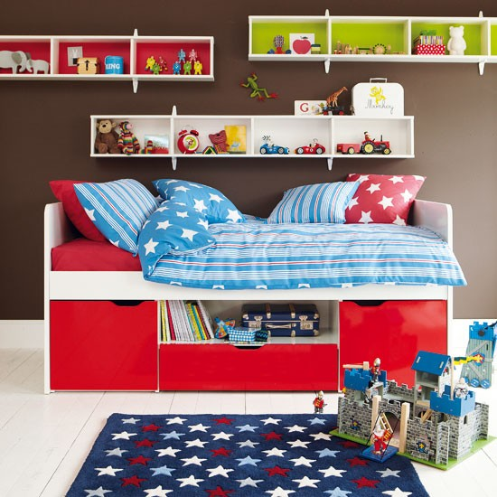 The best storage bed | Best kid's room buys - preteens | Children's rooms | PHOTO GALLERY | Housetohome.co.uk
