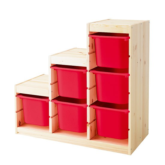 does anybody have the ikea trofast storage system babycenter. Black Bedroom Furniture Sets. Home Design Ideas