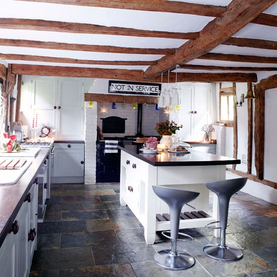 Step Inside A Contemporary Period Farmhouse In