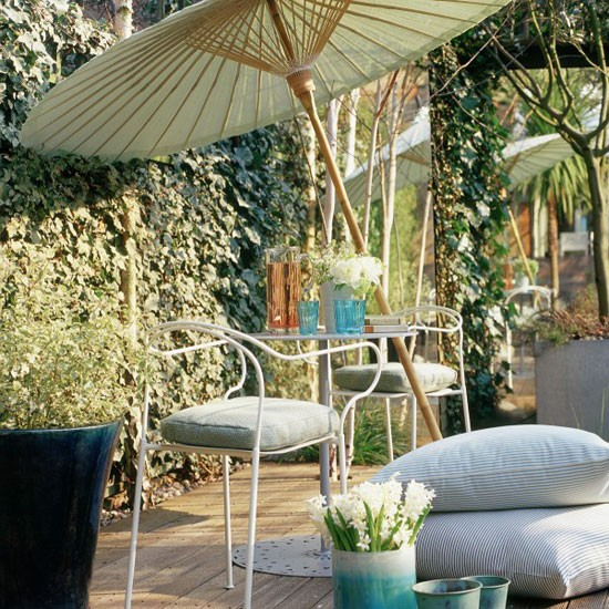 Personalise a space | 10 idea for garden terraces and decks | Garden | Image | Housetohome