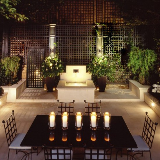 Create symmetry | Garden terraces and decks - 10 best | housetohome.