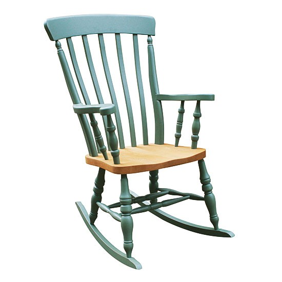 High Slat Back rocking chair from CPW Furniture  Rocking chairs - 10 ...
