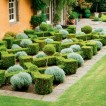 Box parterre garden