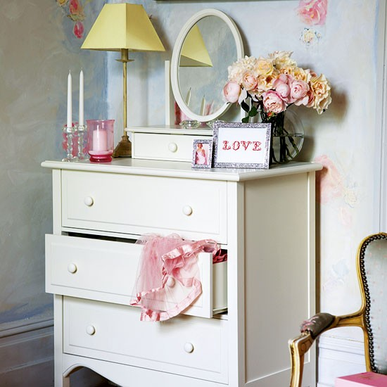 Lille chest of drawers from Tesco Direct | Guest bedroom | bedroom design | bedroom accessories | 25 Beautiful Homes | Shopping