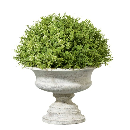 Faux-oregano plant from Oka | Tea in the country - this week we love | Tea in the country accessories | Country homewares | Country design ideas | 25 Beautiful Homes | Shopping