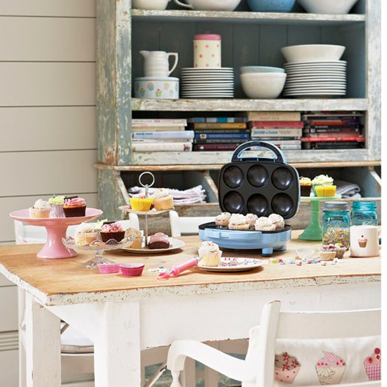Quirky country kitchen | Kitchen accessories | Kitchen | Image | Housetohome | Country homes and interiors