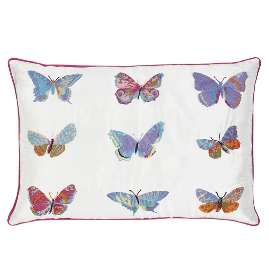 Summer Meadow cushion from Laura Ashley | Decorative cushions - 25 Beautiful Homes' top 5