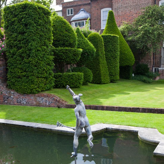 Check out our guide to commissioning a garden designer