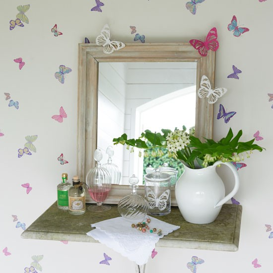 Pretty Bedroom Dressing Table