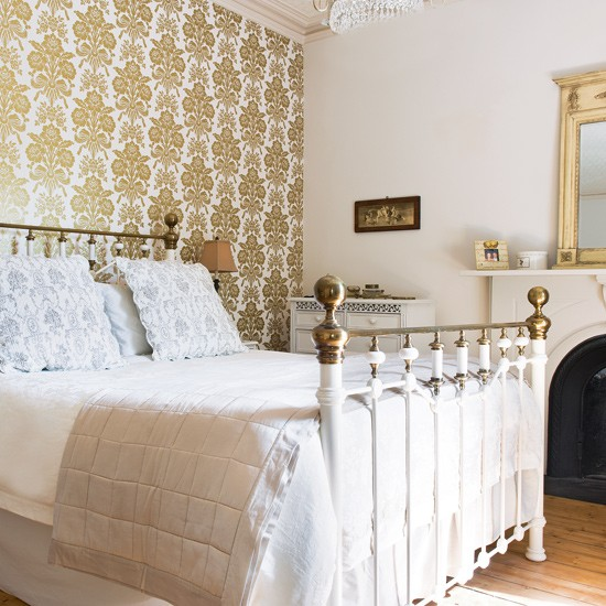 English country house bedroom hotel style bedrooms 10 of the best - Country style bedroom ...