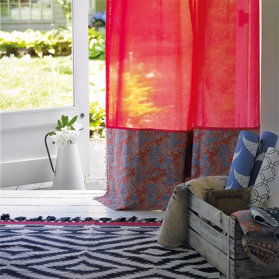 Eastern-inspired living room   Living room decorating idea   Living room furnishings   Image   Housetohome