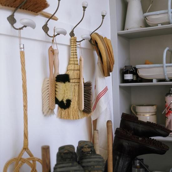 Farmhouse-style utility room   Utility room ideas   Decorating ideas for utillity rooms   Image   Housetohome