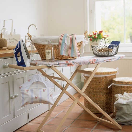 Country cottage utility room | Utility room decorating | Country decorating ideas | Image | Housetohome