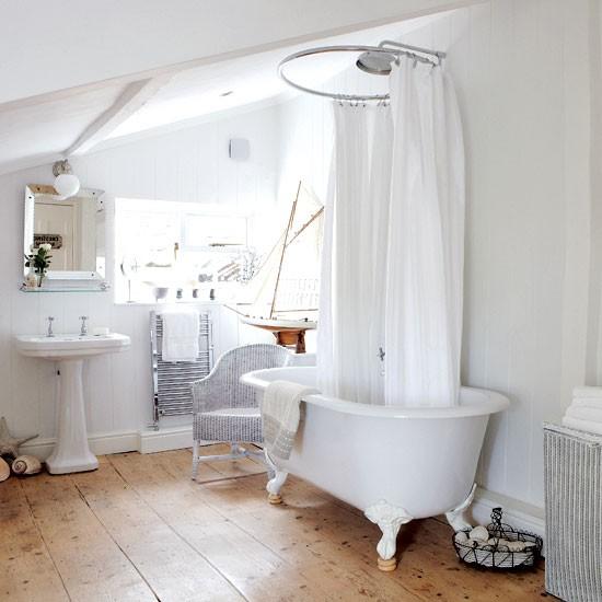 beautiful white shabby chic bathroom shabby chic. Black Bedroom Furniture Sets. Home Design Ideas