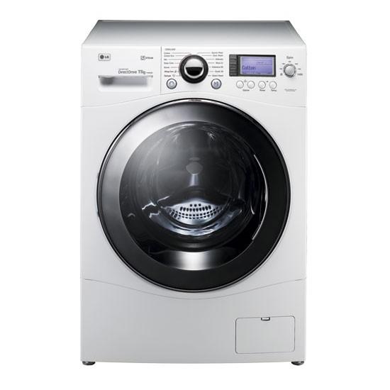 lg washing machine water usage per load