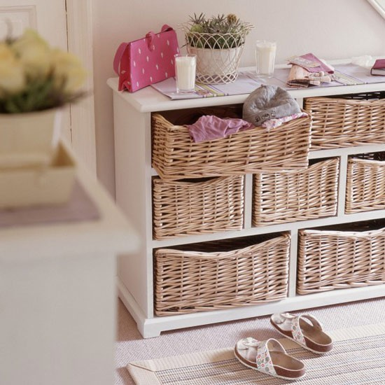 Sort smaller storage | How to organise a hallway | Hallway storage ideas | Storage solutions | PHOTO GALLERY | Housetohome