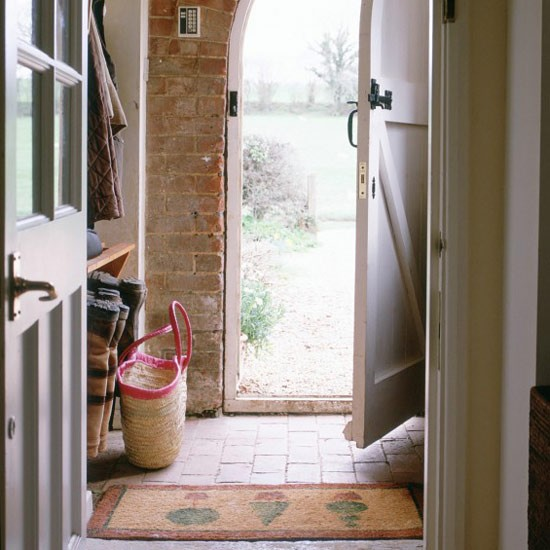 Protect flooring | How to organise a hallway | Hallway storage ideas | Storage solutions | PHOTO GALLERY | Housetohome