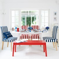 Create a nautical dining room in 5 steps