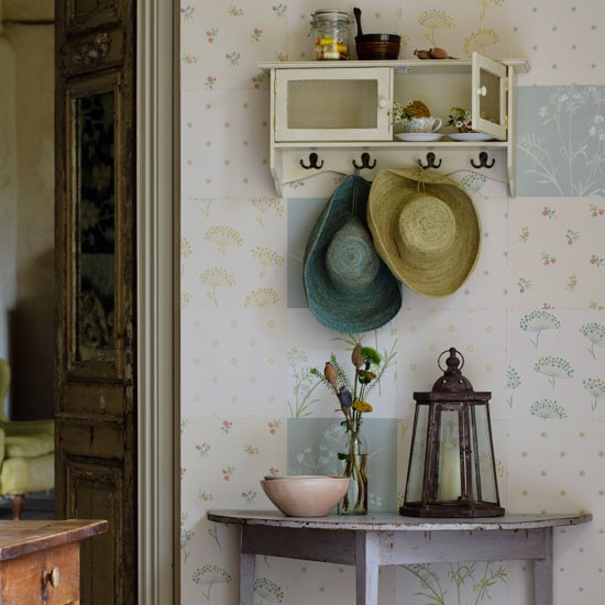 Create A Patchwork Feature Wall: How To Create A Prairie-style