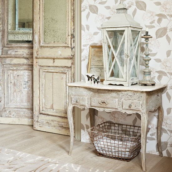Bring a touch of feminine chic to walls | How to create a French-style home | French decorating ideas | Country decorating | PHOTO GALLERY | Country Homes & Interiors | Housetohome