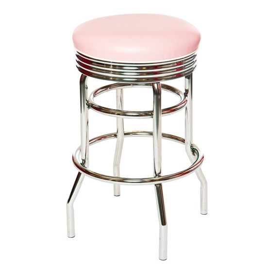 Liberty bar stool from Cola Red