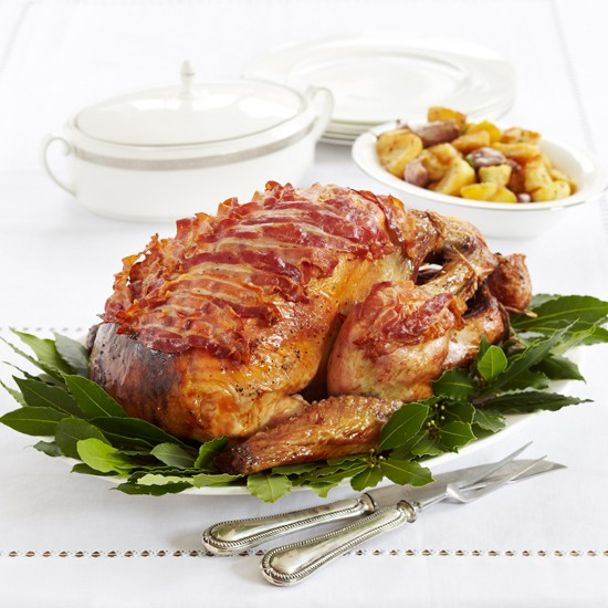 Add some Italian flavours to your Christmas turkey this year