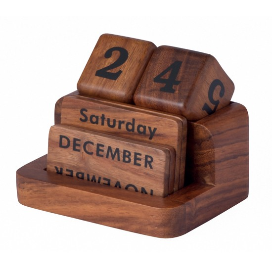 Wooden Office Gifts ~ Wooden calendars new calendar template site