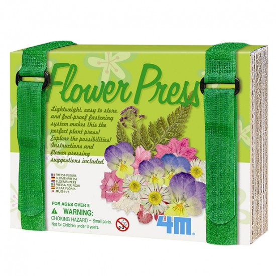 Flower press kit from john lewis christmas gifts for for Gift ideas for craft lovers