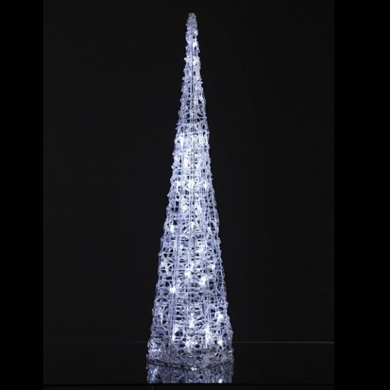 Outside Christmas Lights John Lewis: LED Standing Cone Light From John Lewis