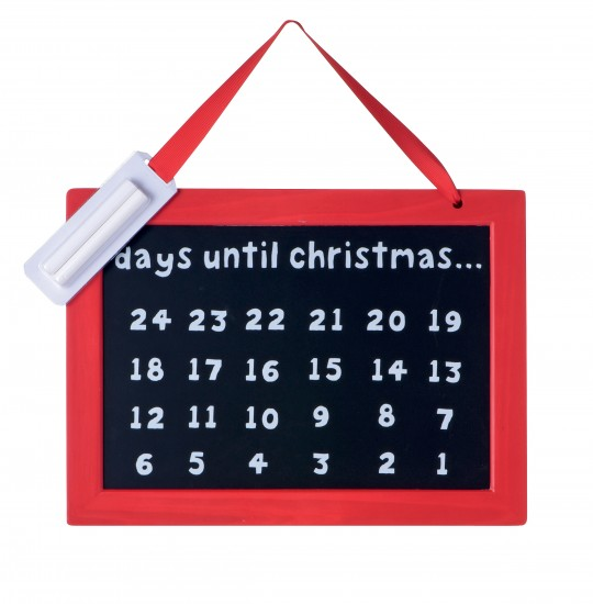 Christmas Chalkboard from M&S | Christmas advent calendars | Advent calendars | Christmas decorations | PHOTO GALLERY | Housetohome.co.uk