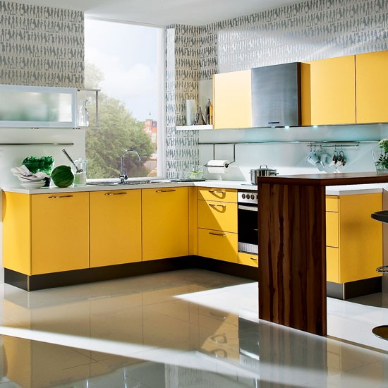Yellow Kitchen Kitchen Colour Schemes 10 Ideas