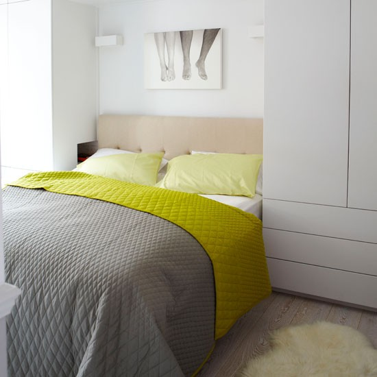 Master bedroom   Take a tour around a family-friendly mansion flat   House tour   PHOTO GALLERY   Livingetc
