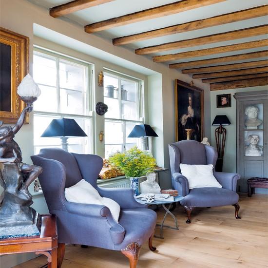 Elegant French Style Living Room Living Room
