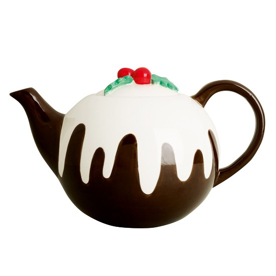 Pudding Teapot From Debenhams Country Traditional
