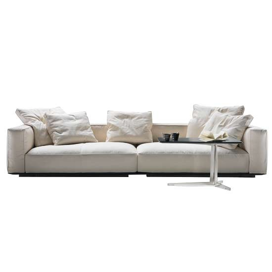 grandmare sofa from flexform modern sofas our pick of. Black Bedroom Furniture Sets. Home Design Ideas