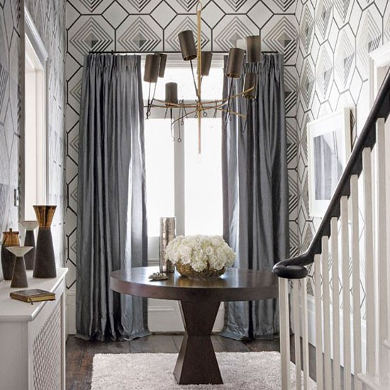 Statement lighting | Classic entrance halls - 10 best | housetohome.