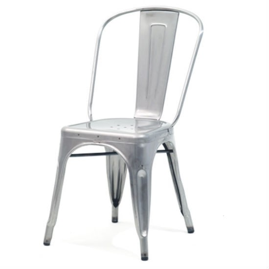 galvanized dining chair from made dining chairs 10 of