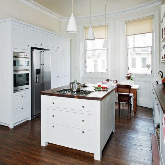 White bespoke kitchen bespoke kitchen designs for Bespoke kitchen ideas