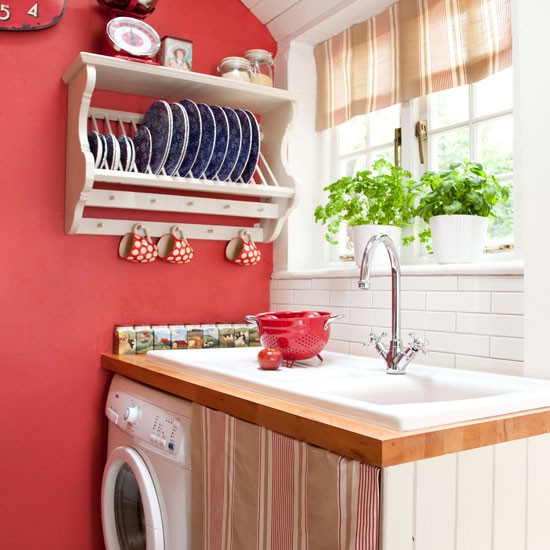 Revamp Kitchen Cupboards Ideas: Be Inspired By This Quirky Kitchen